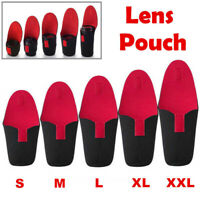 Soft Neoprene Lens Pouch Protective Case Storage Bag For DSLR/SLR Camera Tools
