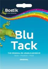 Blu Tack Bostik Original Re-usable Adhesive 60g