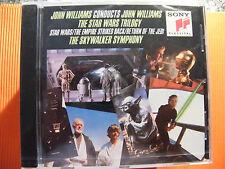 CD The Star Wars Trilogy/John Williams-Album neuf dans sa boîte