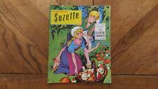 Revue Hebdomadaire Vintage « La Semaine De Suzette – N°33 – 10 Juillet 1958 » BE