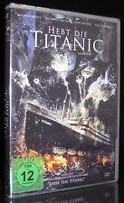 DVD HEBT DIE TITANIC - ALEC GUINNESS - NACH DEM ROMAN VON CLIVE CUSSLER * NEU *