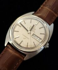 VINTAGE OMEGA CONSTELLATION CHRONOMETER AUTOMATIC DAY DATE Cal 751 168.017 1970