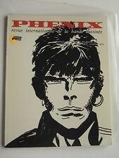 French Comic Magazine (Classic Commentary & Art)  PHENIX #39 - 1974