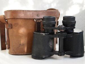 vintage Hertel & Reuss Cassel, Germany 8x30 binoculars for outdoors