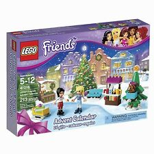 Lego Friends 41016 2013 Advent Calendar Minifigure Girls Xmas Gift Present NISB