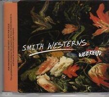 (BM705) Smith Westerns, Weekend - 2011 DJ CD