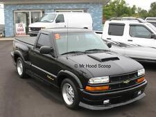 Chevy S-10 Hood Scoop By MRHoodScoop UNPAINTED HS005