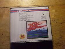 Tschaikowsky - Nußknacker Schwanensee [2 CD Box] CBS Andrew Davis Eugen Ormandy