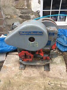 ironworker mubea junior bf10