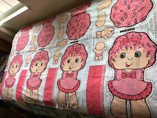 Hugga Bunch Huggins Fabric Panels Lot Of 4