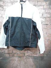 New Nike  Women's Jacket Black White 223178-010 MSRP $80.00