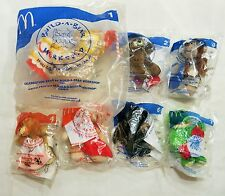 McDonald's 2006 Build a Bear Lot of 7 Sealed New