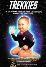 Trekkies - Documentary / Sci-Fi - Majel Barrett, LeVar Burton - NEW DVD