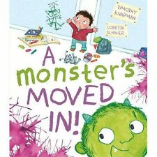 A Monster's Moved in! by Timothy Knapman (Paperback, 2016)