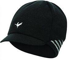 Sealskinz Belgian Style Waterproof Hat - Black Small