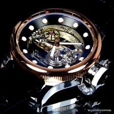 Invicta Russian Diver Ghost Bridge Rose Gold Tne 24595 14214 Auto 52mm Watch New
