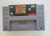WWF Raw Super Nintendo SNES Vintage original wrestling retro game cartridge wwe