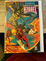 BATMAN: SWORD OF AZRAEL #1 signed by 3 CREATORS w/ COA READ DESCRIPTION FREESHIP