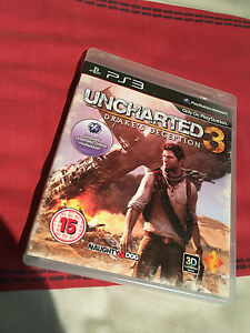 Uncharted 3 : Drake's Deception - PS3