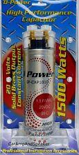 New listing Q Power High Performance Digital Capacitor Cap101D, 1.5 Farad, 20 Volts 1500W