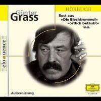 ELOQUENCE-GÜNTER GRASS - DIE BLECHTROMMEL,ÖRTLICH BETÄUBT,U.A  CD NEW