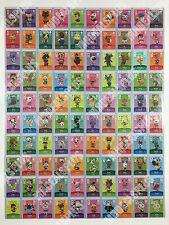 AUTHENTIC Animal Crossing New Horizons Amiibo Cards - Series 3 (#201-300) [US]