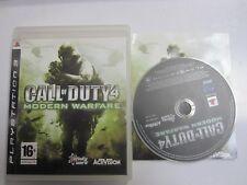 Call of Duty 4 Modern Warfare - Playstation 3 (PS3)
