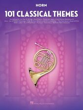 101 Classical Themes for Horn Instrumental Solo Book New 000155321