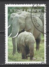 Saint Thomas et Prince 1992 (14) Yvert n° 1132 oblitéré used