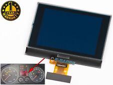 LCD DISPLAY VISUALIZZAZIONE PER VW GOLF 5 PASSAT SKODA SEAT STRUMENTO COMBINATO