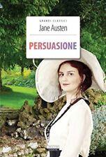 JANE AUSTEN - PERSUASIONE  - con segnalibro staccabile