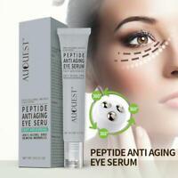 New EGF Peptide Eye Serum Cream Collagen Remove Wrinkles Fine