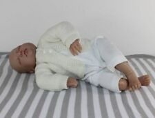 PRINTED INSTRUCTIONS-NEW BABY SIMPLE ONEPIECE MATINEE COAT KNITTING PATTERN