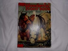 1939 The Wonderful Story Book 4 Complete Stories
