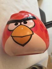 Thorpe Park Red / Orange Angry Birds Large Mug Rare!!