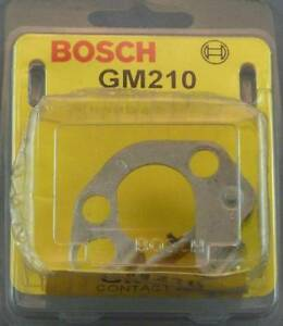 Bosch GM210 Distributor Contact Points - FITS Chrysler Galant, Lancer FITS Mazda