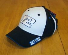 Ryan Newman #12 NASCAR Racing BASEBALL HAT CAP NEW w/ TAG