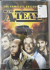 The A-Team: The Complete Collection (Dvd, 2019, 25-Disc Box Set)