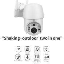 1080P HD IP CCTV Camera Waterproof Outdoor WiFi PTZ Security Wireless IR Cam US