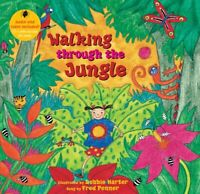 Walking Through The Jungle by Stella Blackstone 9781846866609 | Brand New