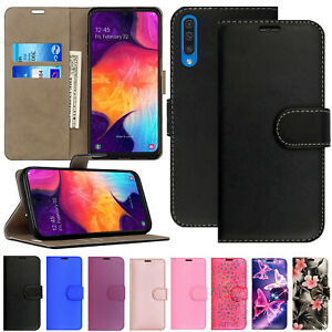 Case for Samsung Galaxy A51 A20E A12 A71 A21S Magnetic Wallet Flip Leather Cover
