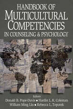 NEW Handbook of Multicultural Competencies in Counseling and Psychology