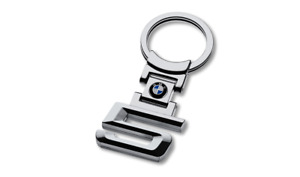 BMW 5 Series Keyring (RRP £20) 80272454651