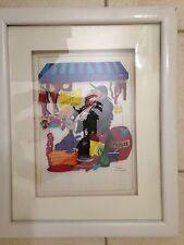 Gomy ~ Stefan Gommerman 3-D Cut-out Art 72/495 Kosher Kitchen