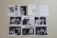 GANG WAR - press kit 6 photos Charles Bronson Kent Taylor Jennifer Holden 1958