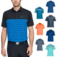 Under Armour Mens UA Playoff Performance Golf Polo Shirt 44% OFF RRP
