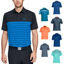 Under Armour Mens UA Playoff Performance Golf Polo Shirt 44% OFF RRP