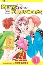 Boys over Flowers, Vol. 1 by Yoko Kamio Manga (Hana Yori Dango)