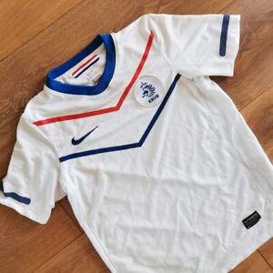 Nike Dri-Fit Holland National Team Away Football Shirt 2010/2011 Youth 10/12 M