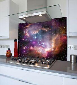 Printed Kitchen Glass Splashback - Toughened & Heat Resistant Cooker Panel 1119